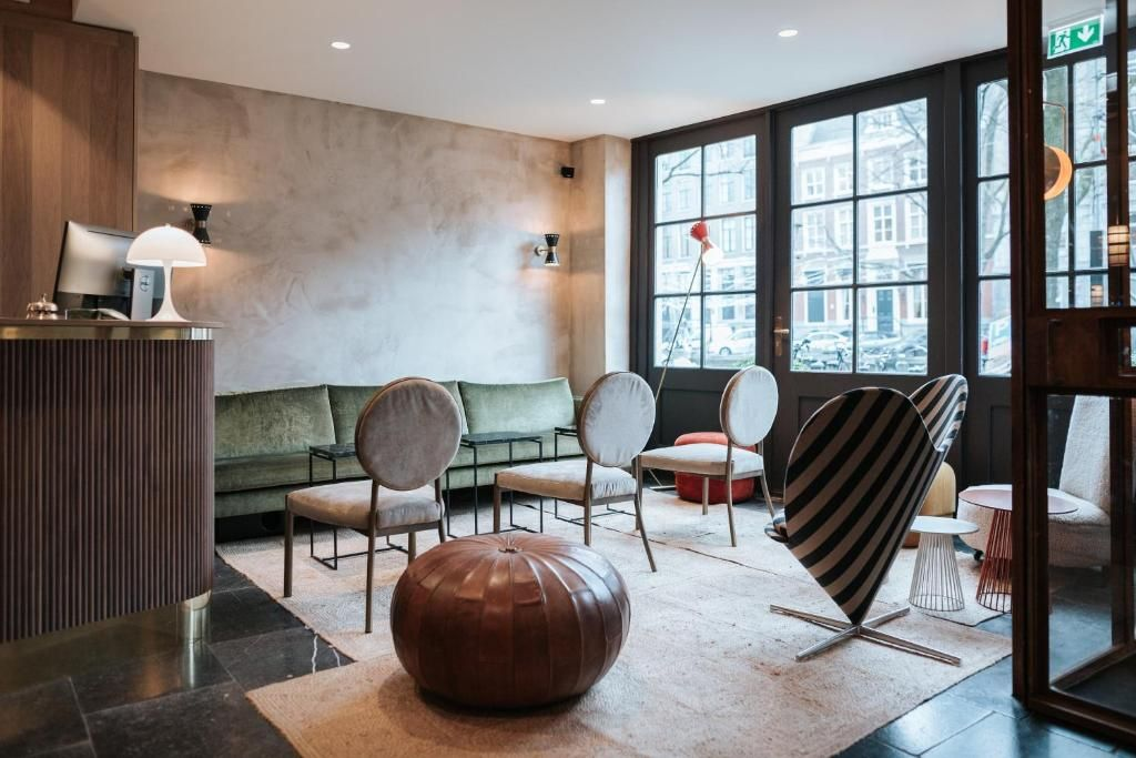 Appartement The Times Hotel Amsterdam Amsterdam Eo