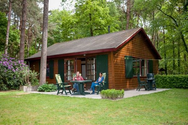 Vakantiewoning klein ader c oisterwijk hart van brabant for Vakantiehuisje bos