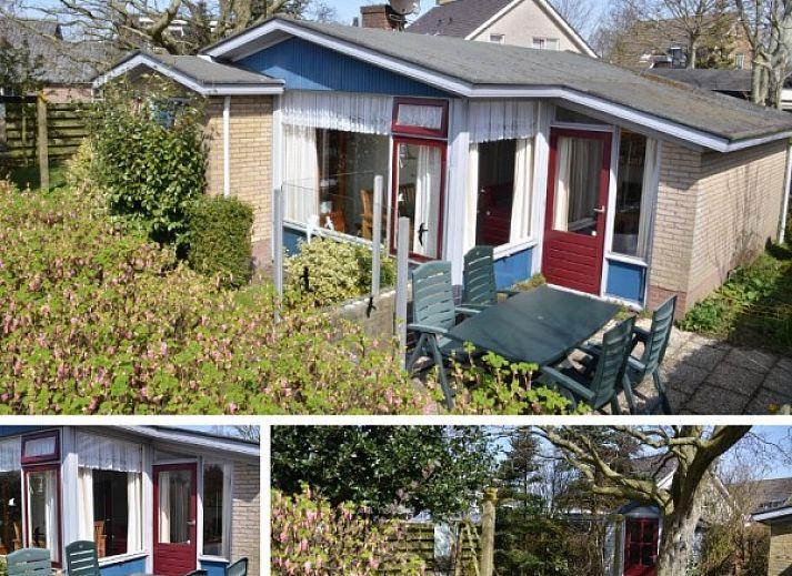 Bungalow Teenstrapad, De Cocksdorp, Texel, Waddeneilanden