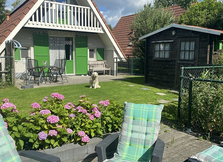 Guest house 260110 • Holiday property Het Friese platteland • Chalet2rent Lauwersmeer
