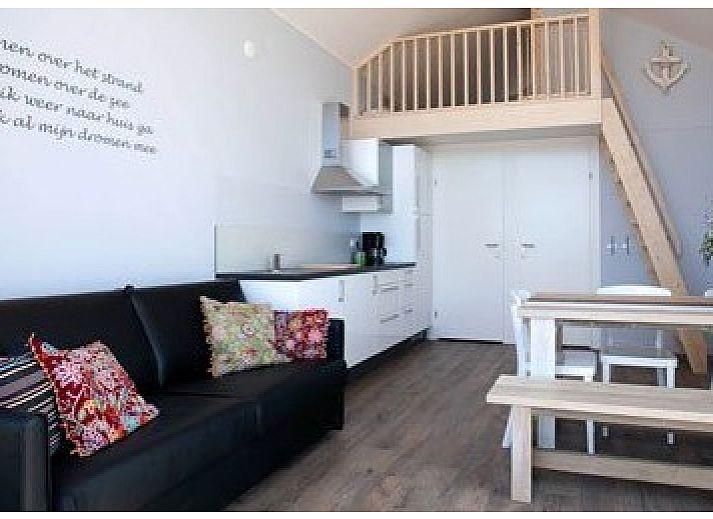 Strandhuis 4 6 pers strandhuis julianadorp noordzeekust noord holland - Eigentijdse tuinmeubilair ...