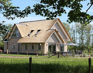 Guest house 01022508 • Holiday property Texel • 6-8 pers.Wellness Landhuis
