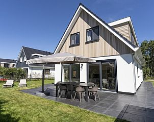 Guest house 01022535 • Holiday property Texel • Vakantiepark So What, Villa 8 Pers.