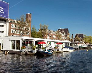 Unterkunft 0151438 • Appartement Amsterdam eo • Modern Houseboat Apartment in Amsterdam with Terrace