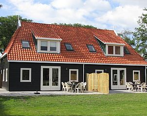 Guest house 040134 • Holiday property Ameland • Prachtig 8 pers. vakantiehuis