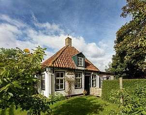 Guest house 040495 • Chalet Ameland • Anno 1711