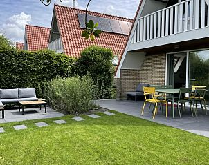 Guest house 120301 • Holiday property Sneekermeer • Bungalow Sneekermeer (+ zeilboot of sloep)