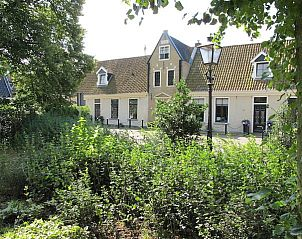Guest house 150110 • Holiday property Pikmeer • De Thuiskamer