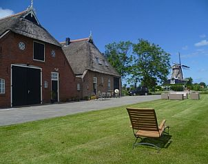 Guest house 265404 • Bed and Breakfast Het Friese platteland • Lytshuis Zilver