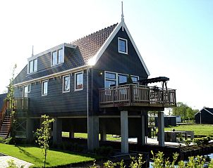 Guest house 491606 • Chalet Noord-Holland midden • Lodge 4