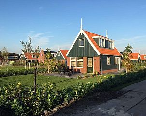 Guest house 491611 • Bungalow Noord-Holland midden • Waterland 10