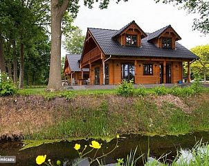 Guest house 520457 • Holiday property Twente • Houten villa Tine