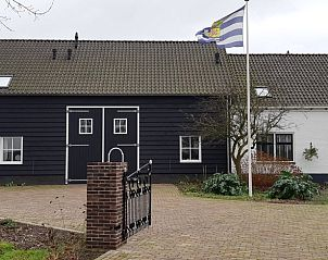 Guest house 620518 • Holiday property Walcheren • Natuurhuisje in Vlissingen